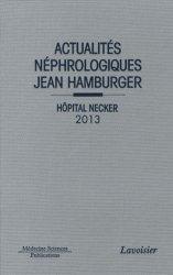 Actualités néphrologiques Jean Hamburger