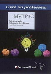 La couverture et les autres extraits de Technologie CAP MVA