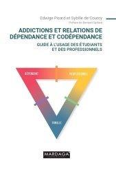 Addictions et relations de dépendance et codépendance