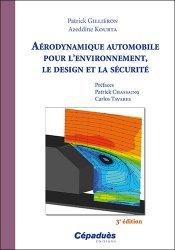 Aérodynamique automobile pour l'environnement, le design et la sécurité