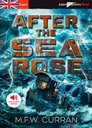 After the Sea Rose - Livre + mp3