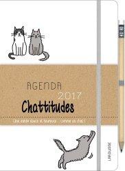 Agenda chattitudes 2017 / une année douce et heureuse... comme un chat !