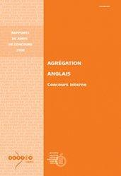Agrégation Anglais