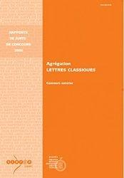 Agrégation Lettres classiques