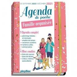 Agenda de poche de la famille organisée. Edition 2021