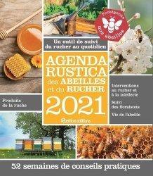 Agenda Rustica des abeilles et du rucher. Edition 2021