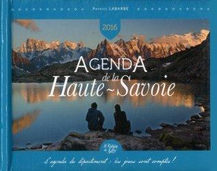 Agenda 2016 de la Haute-Savoie. L'agenda du département : les jours sont comptés !