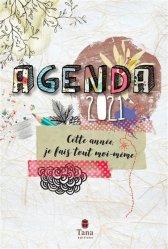 Agenda - Cette année, je fais tout moi-même 2021