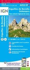 La couverture et les autres extraits de Cap Corse. 1/25 000, 4e édition