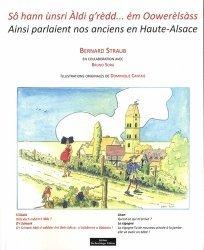 Ainsi parlaient nos anciens en Haute-Alsace