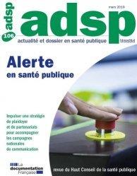 Alertes en santé publique