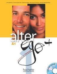 ALTER EGO A1 LIVRE ELEVE + CD-ROM