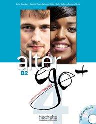 ALTER EGO + 4 B2 LIVRE ELEVECD