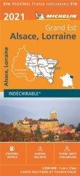 La couverture et les autres extraits de Grand Est. Massif des Vosges. Alsace