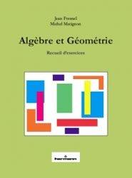 Algèbre et géométrie