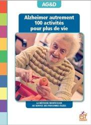 La couverture et les autres extraits de Alzheimer mode d'emploi