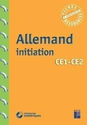 Allemand initiation CE1-CE2