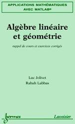 Algèbre linéaire et géométrie