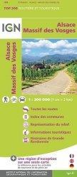 La couverture et les autres extraits de Strasbourg Forbach. 1/100 000
