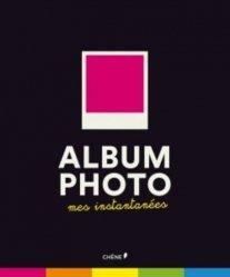 Album photos mes instantanés