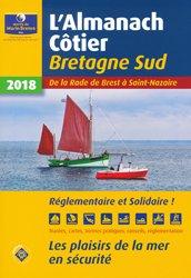 Almanach côtier Bretagne Sud 2018