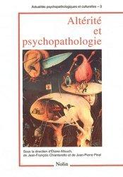 La couverture et les autres extraits de Manuel de psychopathologie