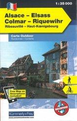 La couverture et les autres extraits de Wasselonne Brumath. 1/25 000