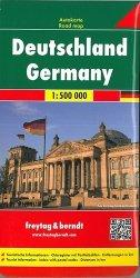 La couverture et les autres extraits de Carte Allemagne. Edition 2017