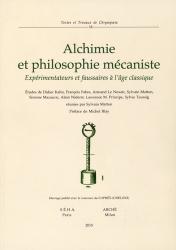 Alchimie et philosophie mécaniste