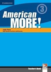 American More! Level 3 - Teacher's Book