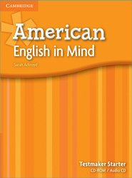 American English in Mind Starter - Testmaker Audio CD and CD-ROM