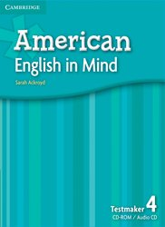 American English in Mind Level 4 - Testmaker Audio CD and CD-ROM