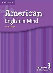 American English in Mind Level 3 - Testmaker CD-ROM and Audio CD