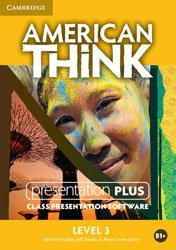 American Think Level 3 - Presentation Plus DVD-ROM