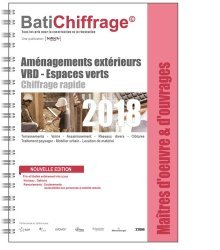 La couverture et les autres extraits de Batiprix 2019 Volume 3