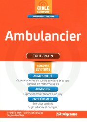 Ambulancier  Tout en Un