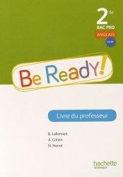 Anglais 2e Bac Pro A2-B1 Be Ready!