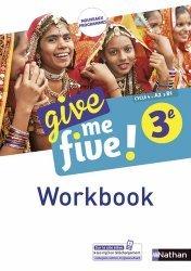 Anglais 3e Cycle 4 A2-B1 Give me five !
