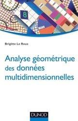 Analyse géométrique des données multidimensionnelles