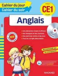 Anglais CE1 Cycle 2