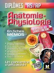 Anatomie - Physiologie en fiches mémos