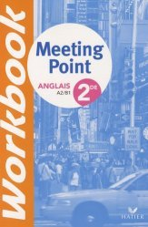 Anglais 2de Meeting Point Workbook