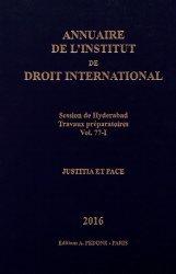La couverture et les autres extraits de PROTECTION INTERNATIONALE DE L'ENVIRONNEMENT. Recueil d'instruments juridiques