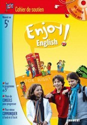 Anglais 5e Enjoy English