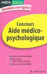 Concours  Aide médico-psychologique