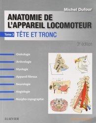 Anatomie de l'appareil locomoteur - Tome 3 - PACK - NON COMMERCIALISE