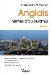 Anglais : thèmes d'aujourd'hui