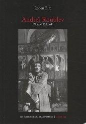 Andreï Roublev d'Andreï Tarkovski
