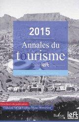 Annales du tourisme 2015