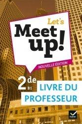 Anglais 2de Let's Meet up!